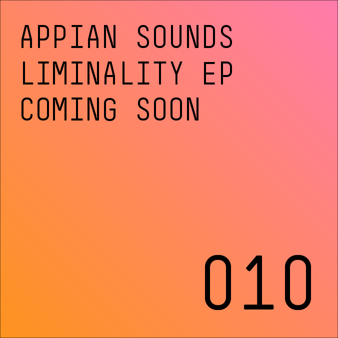 [APPIAN010] o.utlier – Liminality EP Coming Soon